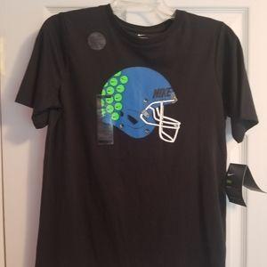NWT boys Nike football shirt, XL